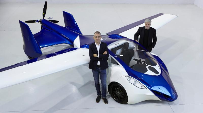 Martin Bruncko: How to build a flying car