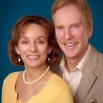 Michael Houlihan and Bonnie Harvey