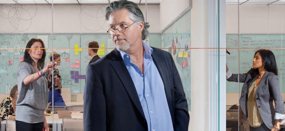 Mark Payne, founder of innovation consultancy Fahrenheit 212