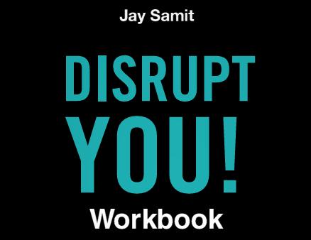 Disrupt You! Companion Work Book