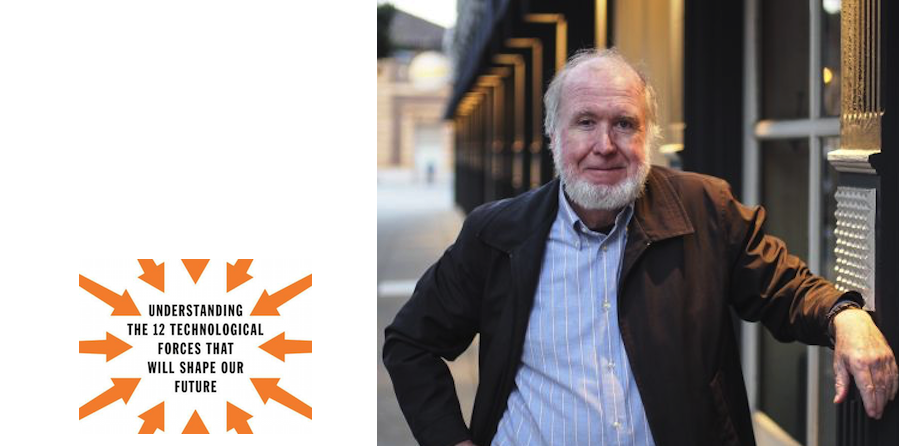 Kevin Kelly explains how artificial intelligence will dictate the businesses of the future
